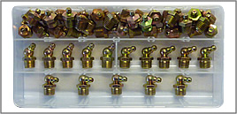 GREASE FITTING ASSORTMENT ASSORTMENT KIT