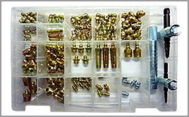 GREASE FITTING ASSORTMENT KIT