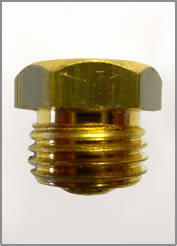 "1/4""-19 BSPP BRASS FLUSH TYPE GREASE FITTINGS"
