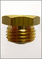 10MM X 1MM FLUSH TYPE BRASS GREASE FITTING