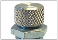 ALUMINUM GREASE FIITING CAP