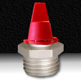 RED LUBRICATION FITTING CAP