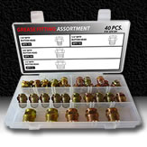 GREASE FITTING ASSORTMENT KITS