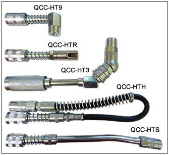 QUICK CONNECT HYDRAULIC COUPLERS