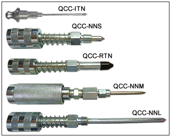 QUICK CONNECT NEEDLE NOZZLES