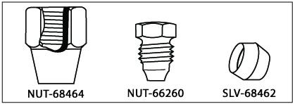 Compression Nuts