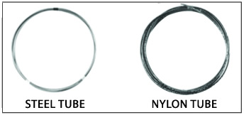 Steel & Nylon Tubing