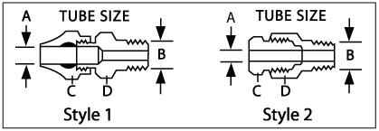Tube Connectors