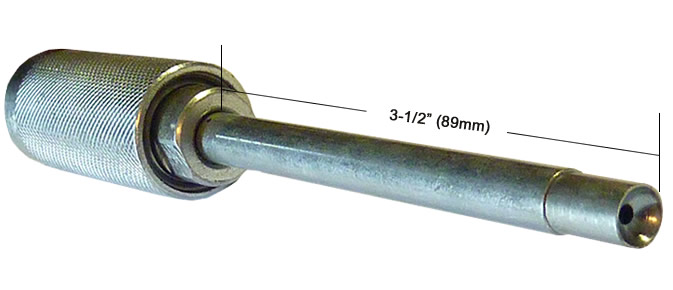 Quick Connect Hydraulic Push Type Coupler