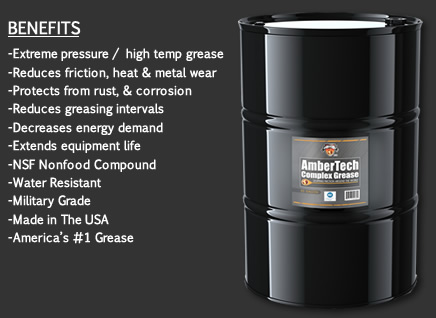 16 Gallon Multi-Purpose Grease Drum