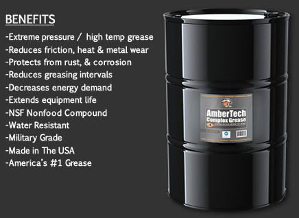16 Gallon Multi-Purpose Grease Drum