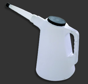 5 Liter (5 Quart) Flexible Spout Measure