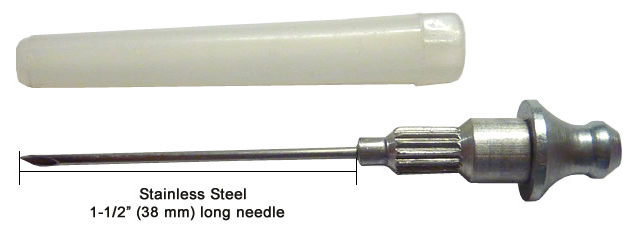 Grease Needle Injector