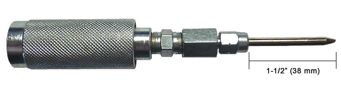 Quick Connect Needle Nose Nozzle