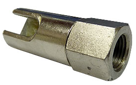 90 Degree Slotted Coupler