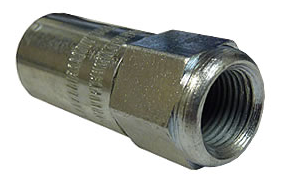4-Jaw Narrow Grease Fitting Coupler
