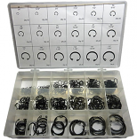 475pc Internal Retaining Ring Assortment. Made in The USA.