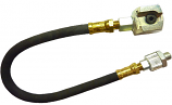 "18"" Hose w/ Swivel & Standard Button Head Coupler"